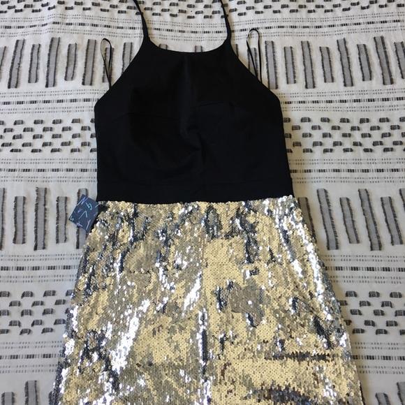 8f7031db70 Nasty Gal Dresses | Sequined Mini Dress | Poshmark
